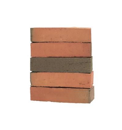 Klinkerinė plyta Randers Tegl RT 418 Red/brown Fyrkat