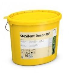 StoSilent Decor MF - porėtas akustinis silikatinis tinkas