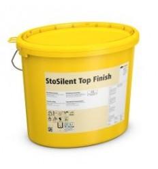 StoSilent Top Finish - organinis akustinis tinkas