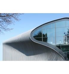 Kalzip aliuminio fasadai