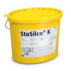 StoSilco K/R/MP - silikoninis dekoratyvinis tinkas