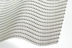 Nerūdijančio plieno tinklas Omega 1520
