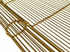 Vario lydinio tinklas Golf Romeo 7 - 1,4 copper alloy