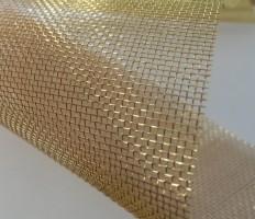 Spalvoto metalo tinklas TTM Rossi Dune Oro