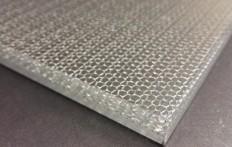 Metalo-stiklo tinklas TTM Rossi Metal Glaxy
