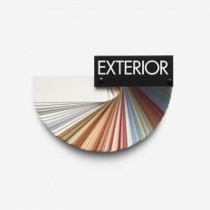 NCS Exterior spalvų paletė