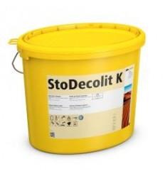 StoDecolit K/R/MP - Organinis dekoratyvinis tinkas sienoms ir luboms