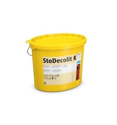 StoDecolit K/R/MP - Organinis vidaus tinkas