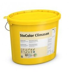 StoClimasan Color - Orą valantys ir kvapus naikinantys matiniai vidaus dažai