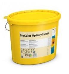 StoColor Opticryl Matt - matiniai, akriliniai dažai sienoms ir luboms