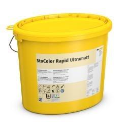 StoColor Rapid Ultramatt - vienasluoksniai, matiniai dažai luboms