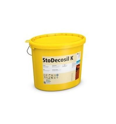 StoDecosil K/R/MP - Silikatinis dekoratyvinis tinkas sienoms ir luboms