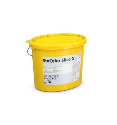 StoColor Silco G - Matiniai silikoniniai fasadiniai dažai