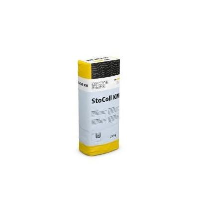 StoColl KM - mineraliniai, elastingi klijai klinkeriui ir mozaikai fasade
