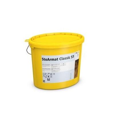 StoArmat Classic S1- nedegus organinis elastingas armavimas akmens vatai