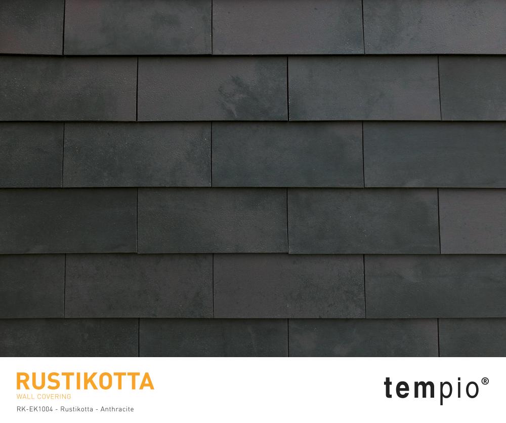 tempio čerpės fasadams