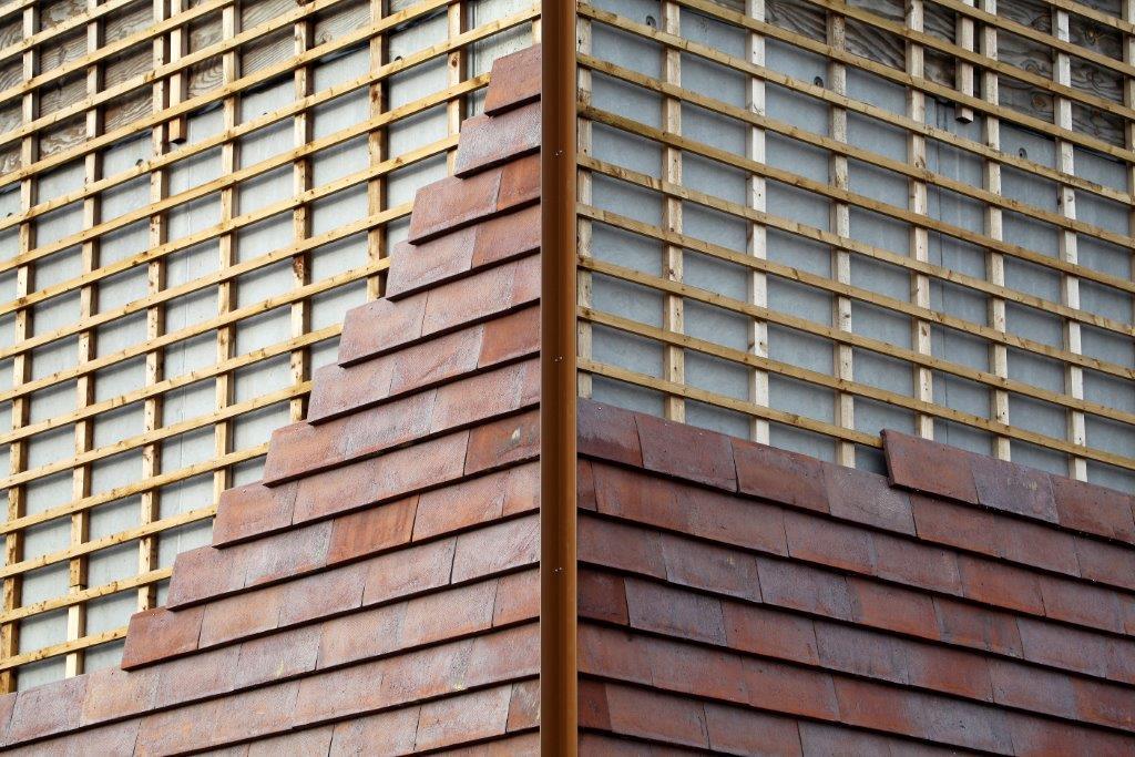 tempio čerpės fasadui ir stogui