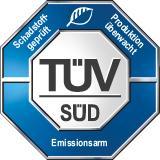 TUV SUD kokybės kontrolė
